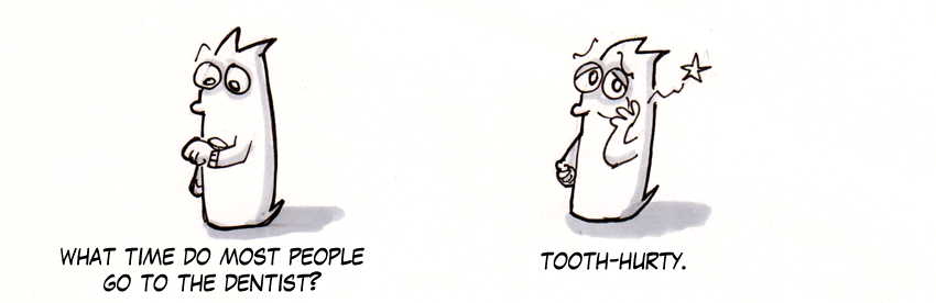 dentist jokes Archives - The Tory Party