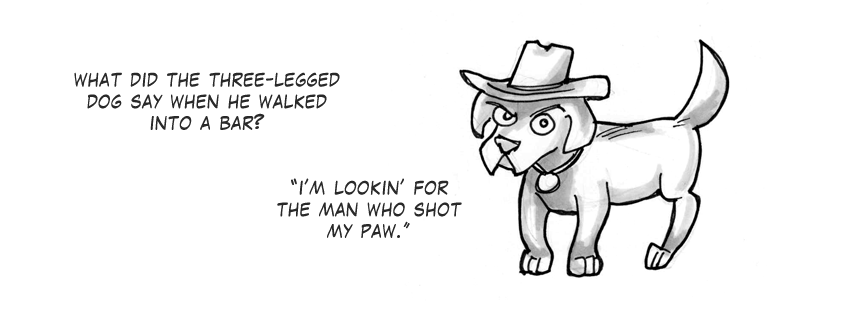 Three-legged Dog - Pure Silliness - 78.4KB