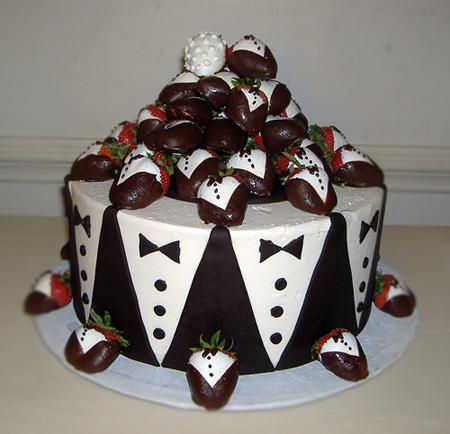 I Want My Chocolate Cake Bridezilla