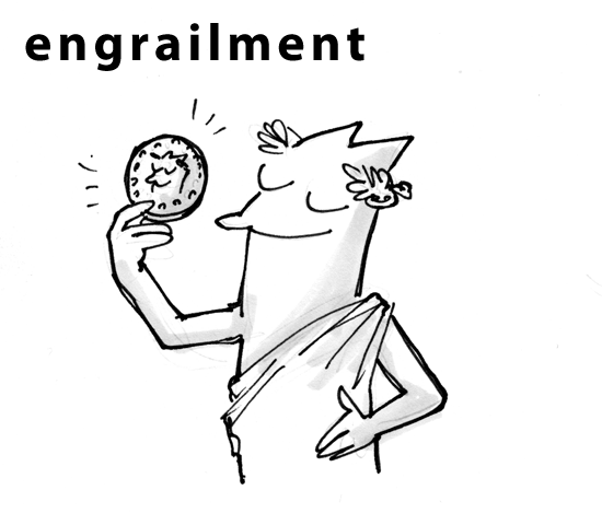 engrailment