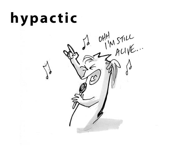 hypactic
