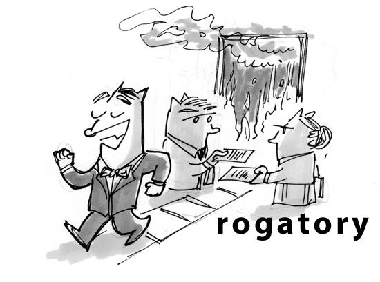 rogatory