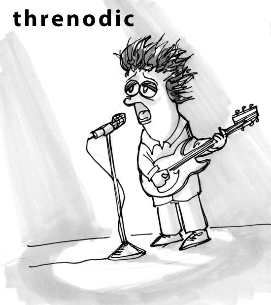 threnodic
