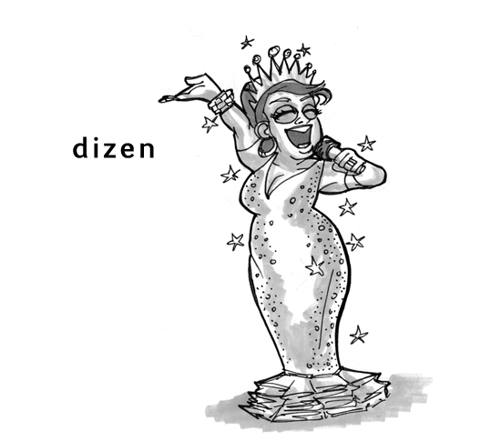Dizen rare words the tory party - Home dizen ...