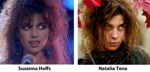 80s hair comes full circle with Robert Smith permutation