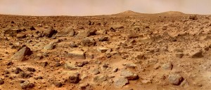 JPL Mars Rover Twin Peaks