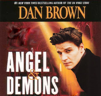 Dan Brown angel fanfic