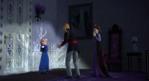 elsa frozen afraid adult