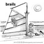 brails