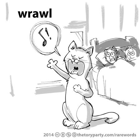 wrawl
