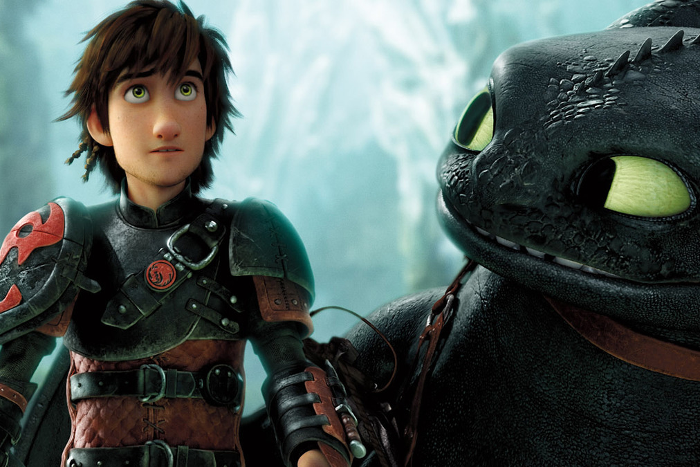 how to train your dragon two