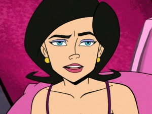 dr girlfriend venture brothers