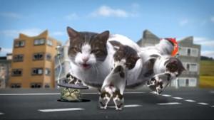 Cyriak Harris cat